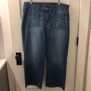 Old Navy Denim Jeans- LIKE NEW!